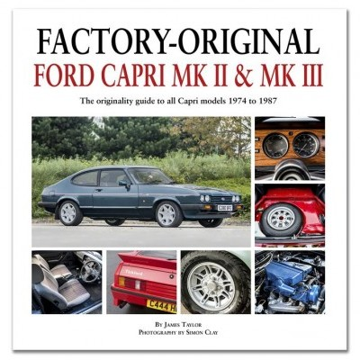 Factory Original Ford Capri Mk 2 & MK3