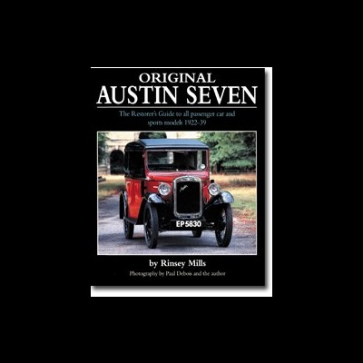 Original Austin Seven 1922-39