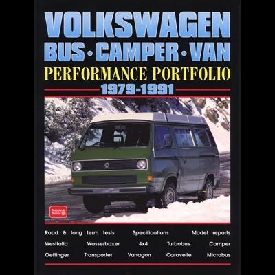 VW Bus - Camper - Van Perfomance Portfolio 1979-91