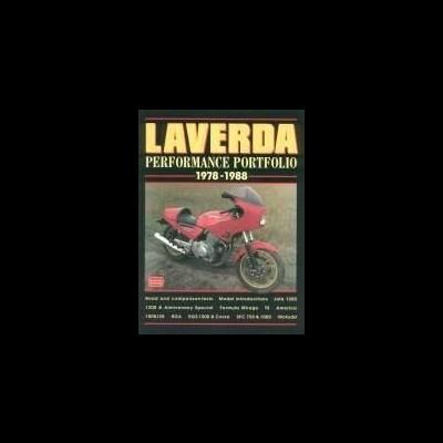 Laverda Performance Portfolio 1978-88