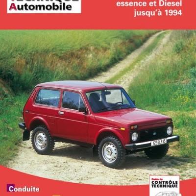 Lada Niva 4X4 Ess/D 1978-94 (RTA435)