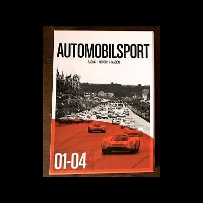 Automobilsport Slipcase 1 #01-#04