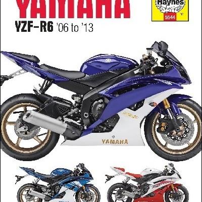 Yamaha YZF R6 2006-2013