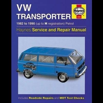 Volkswagen Transporter Water Cooled 1982-90