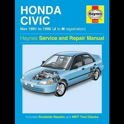 Honda Civic 1991-96