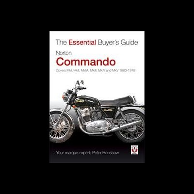 Norton Commando - The Essential Buyer's Guide
