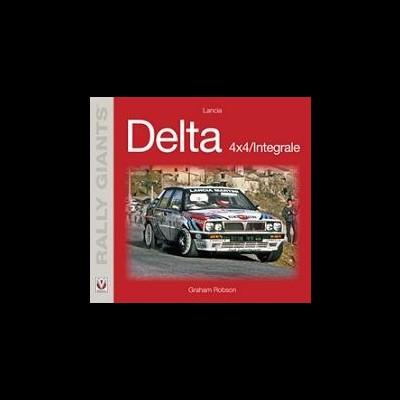 Lancia Delta 4x4/Integrale (Rally Giants Series)