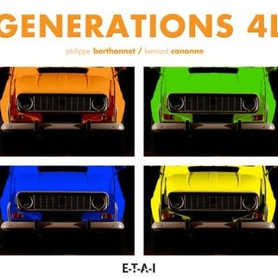 Generations Renault 4L
