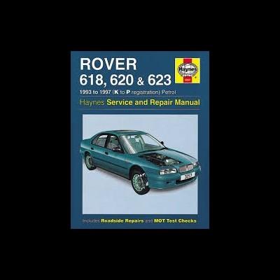 Rover 618, 620, 623 Petrol 1993-97