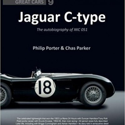 Jaguar C-Type: autobiography of XKC 051