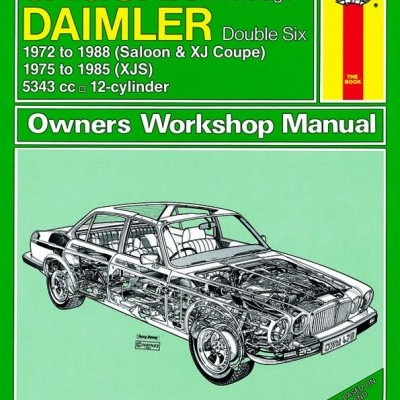 Jaguar XJ12, XJS and Sovereign; Daimler Double Six