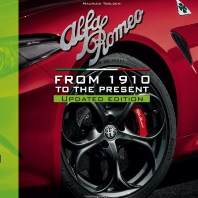 Alfa Romeo from 1910 to present day