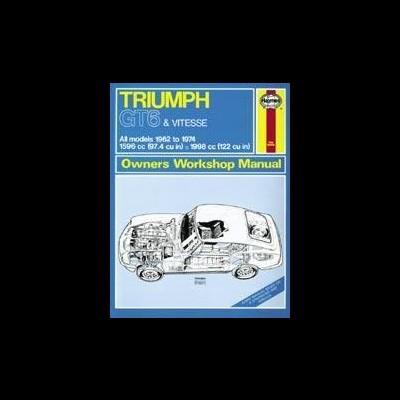 Triumph GT6 & Vitesse 1962 - 1974