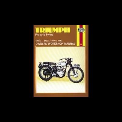 Triumph Pre-Unit Twins 1947-62