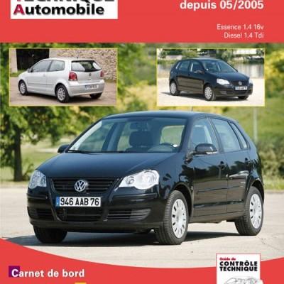 VW Polo Essence 1.416V,1.4Tdi 2005-... (RTAB721.5)