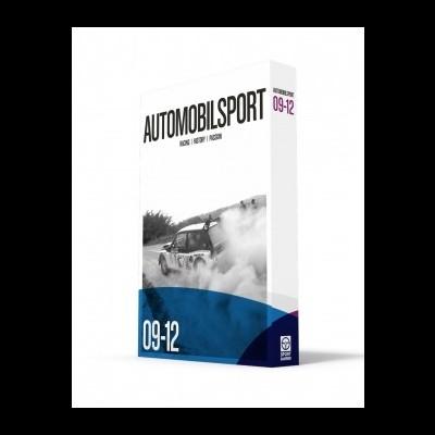Automobilsport Slipcase 3 #09-#12