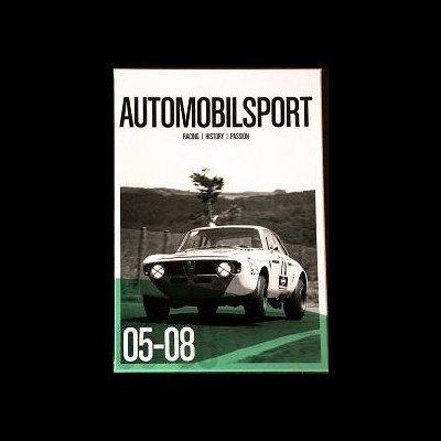 Automobilsport Slipcase 2 #05-#08