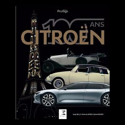 Citroen - 100 ANS (COFFRET)