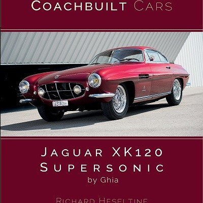 Jaguar XK120 Supersonic