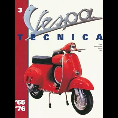Vespa Tecnica 3 1965-1976