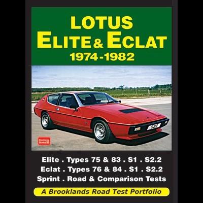 Lotus Elite & Eclat 1974-82 Road Test Portfolio