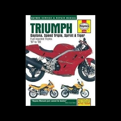 Triumph Fuel Injected Triples 1997-00