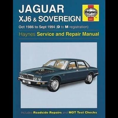 Jaguar XJ6 & Sovereign Petrol 1986-94