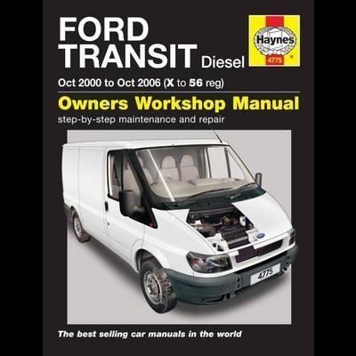 Ford Transit Diesel 2000-06