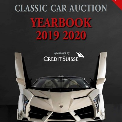 Classic Car Auction 2019-2020 Yearbook