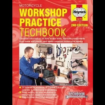 Motorcycle Workshop Practice Haynes TechBook