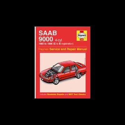 Saab 9000 1985-98