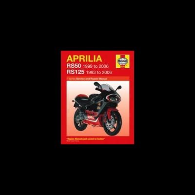 Aprilia RS50 & RS125 1993-2006