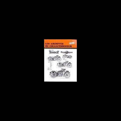 Terrot 100-125-350 HCT, 500 RGST 1947-58 (AC103)