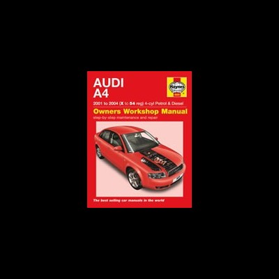 Audi A4 Petrol  & Diesel 2001-04