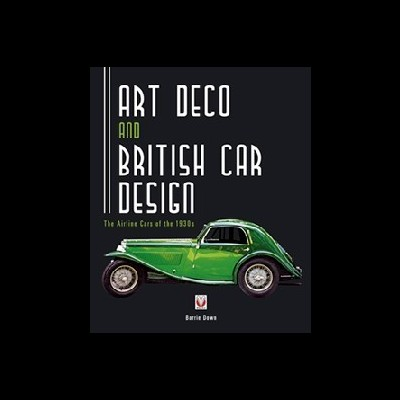 Art Deco and British Car Design - The Airline Cars