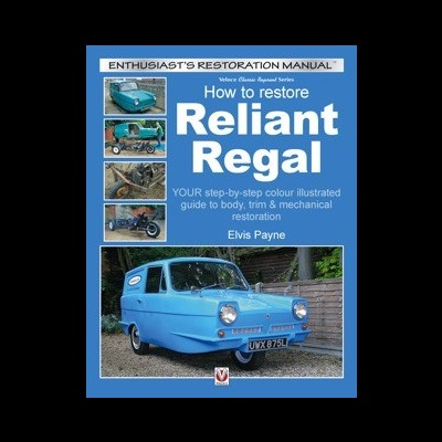 How to Restore Reliant Regal