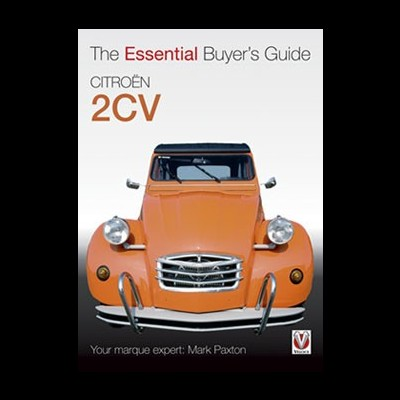 Citroen 2CV - The Essential Buyer's Guide