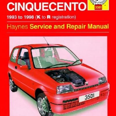 Fiat Cinquecento 1993-98