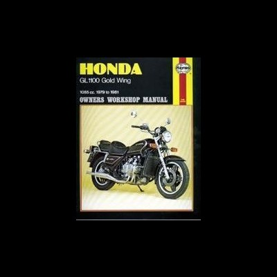 Honda GL 1100 Gold Wing 1979-81