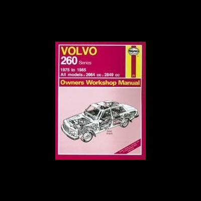Volvo 262, 264 & 260/255 1975-85