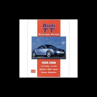 Audi TT Performance Porfolio 1998-2006