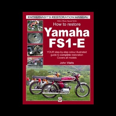 How to Restore Yamaha FS1-E Enthusiasts restoratio