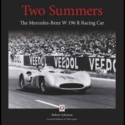 Two Summers - Mercedes Benz W 196 R Racing Car
