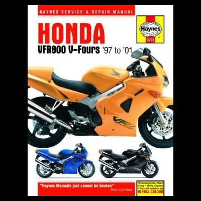 Honda VFR800 V-Fours 1997-01
