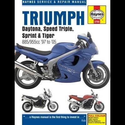 Triumph Fuel Injected Triples 97-05