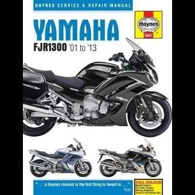 Yamaha FJR1300 01-13