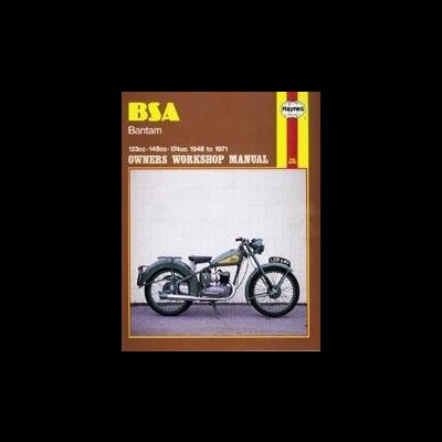 Bsa Bantam 1948-71