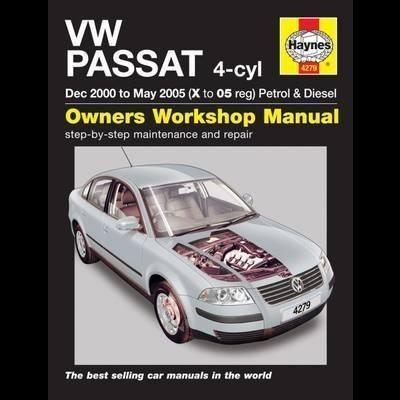 Volkswagen Passat Gasolina & Diesel 2000-05
