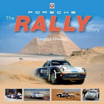 Porsche - The Rally Story