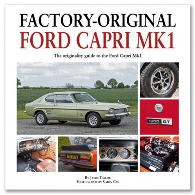 Factory Original Ford Capri Mk1